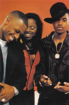 The Firm, hip-hop supergroup composed of rappers Nas, Foxy Brown, AZ & Nature (not pictured), who replaced Cormega after he was ousted from the group. Description from pinterest.com. I searched for this on bing.com/images