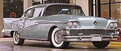 1958 Buick Riviera car