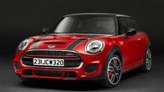 The new MINI Cooper S John Cooper Works has been revealed ahead of its debut at the 2015 Detroit Auto Show with a litre Turbo engine. New Mini Cooper, Mini John Cooper Works, Best Commuter Car, Jaguar, Peugeot, Mini Cooper Hardtop, Best Small Cars, Benz, Sport Cars