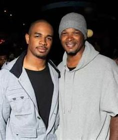 damon wayans jr - damon wayans.... crazy how much DWj looks like his dad and uncle Marlon!