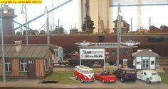 """Ausstellung """"Club der LGB-Freunde Rhein/Sieg"""" in Meckenheim am 19. + 20. März 2005: Parkplatz"""