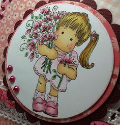 JenniferD's Blog: Magnolia Tilda Loves Flowers