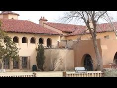 La Posada Hotel in Winslow, AZ designed by Mary Colter