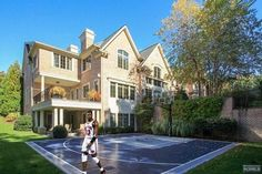 Basketball Hall of Famer and current Charlotte Hornets associate head coach Patrick Ewing, who recently put his Potomac, Maryland mansion on the market, has now done the same with his Cresskill, New Jersey mansion.