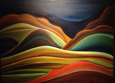 Escalante Night by M.C. Harris