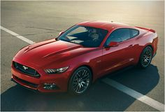 2015 FORD MUSTANG   Image