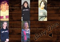Help welcome Sassy Does newest prostaff members on our FB page!!  Jessica Jones- Sassy Does Prostaff Hollie Mathews-Sassy Does Prostaff Nicole Vee-Sassy Does Prostaff Lauren Bratcher-Sassy Does Prostaff Krystal Beralek- Sassy Does Prostaff #prostaff #sassydoes #team #huntress #country #girl #hunting #apparel  www.sassydoes.com