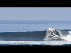First Surf in Galapagos, Kepa Acero - YouTube