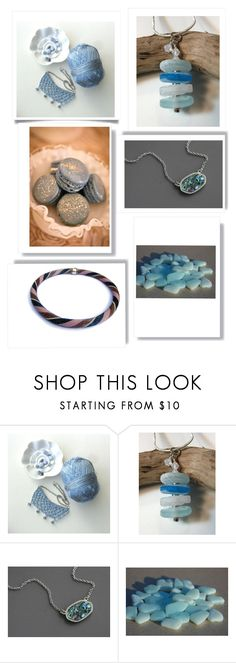 """""""blue and brown"""" by tatianagavrilova ❤ liked on Polyvore"""
