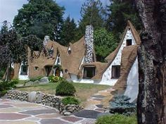 We have a hobbit village!! Us freaking Bobo's will fit right in with the Frodo's and Bilbo's mofo's