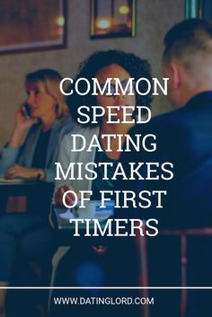 speed dating social disorder