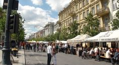 Shopping in Lithuania: Top 10 | True Lithuania 4.Stroll at the Lithuania's top high street, Gedimino Avenue of Vilnius (Naujamiestis borough). The part of the street closer to the Cathedral has more upscale shopping opportunities and global trademarks. Moreover, during some festival weekends Gedimino Avenue is pedestrianized and becomes a fair where souvenirs are available. Other cities have their high streets too, but the smaller the city the more outcompeted by local malls they have…