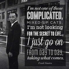 136 Best Quotes Images Frank Sinatra Quotes Messages Musica