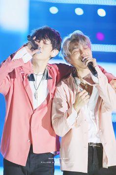 Chanyeol and Kai - EXO