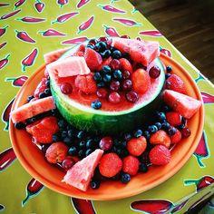 Melonkake #meloncake