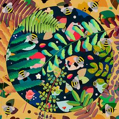 "Artists Take On The Bee In Summer's Most Buzzworthy Exhibit, ""Beetopia"" 