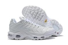 6c54d90b69 Nike Air Max Plus Tn Shoes - ShoesExtra.com. Nike Wmns Air Max Plus TN Se  Triple White Sneakers Men's Running Shoes