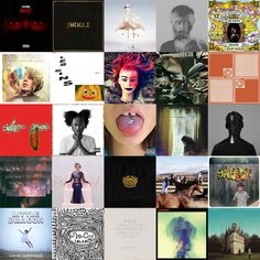 A few of my favorite albums from 2014, numbers 26-50.