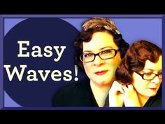 ▶ Great Gatsby 1920s Fingerwaves and Faux Bob Inspired by Sokolum79 - YouTube