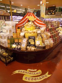Parm Display CHN Michelle (table chalk by Kate)