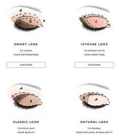 Best Ideas For Makeup Tutorials : Chanel Makeup Tutorial - Hair & Make Up - Makeup Goals, Makeup Inspo, Makeup Inspiration, Makeup Tips, Hair Makeup, Makeup Tutorials, Makeup Ideas, Eyeshadow Tutorials, Makeup Salon