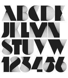 neodeco.jpg (600×692) art deco typography , typeface, lettering, 1920s, roaring twenties, jazz age