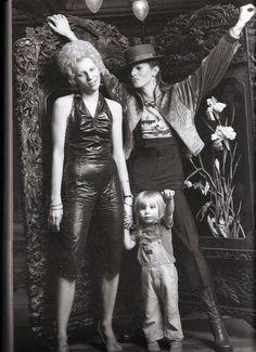 angela bowie | Ziggy Stardust, Angela Bowie & Duncan Jones (LIFE) | Bowie