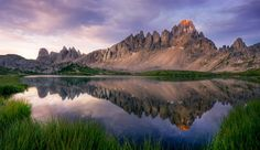Dolomite Reflection
