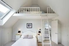 Image result for putting in a mezzanine floor in house
