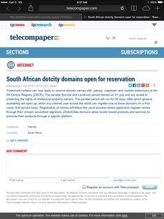 Telecom Paper, 2 July 2014
