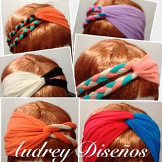 braids and turbans . re Fashion Source by conejit. Sewing Headbands, Fabric Headbands, Baby Headbands, Headband Tutorial, Diy Headband, Easy Sewing Projects, Sewing Projects For Beginners, Sewing To Sell, Creation Couture