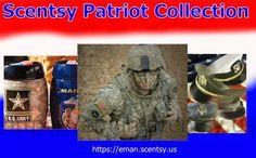 Scentsy Patriot Collection