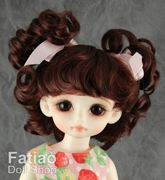 "4-5/"" Silicon Wig Cap for 1//12  BJD SD Super Dollfie BB Doll"