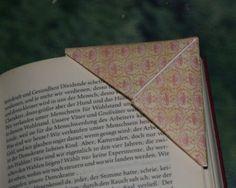 Origami-Lesezeichen | Bastelfrau