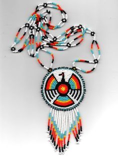 native american beadwork by dcouchie on Etsy, $50 by SAburns