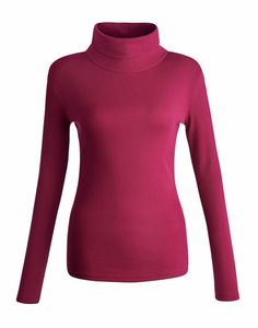 Joules null Womens Polo Neck Jersey, Ruby.                     Classic style meets comfort in this top that comes in a selection of seasonal colours and prints. A great first layer of any outfit   #joules #christmas #wishlist