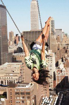 swing new york girl