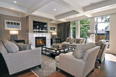 Living Room Decorating Ideas on a Budget - Living room