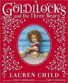 Goldilocks and the Three Bears: Amazon.de: Lauren Child: Fremdsprachige Bücher