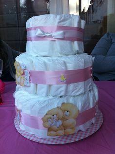 Nappy Cake Tutorial