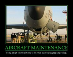 I have to show this to my husband,  he's an Eagle Crew chief :-)