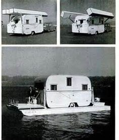 Floating Camper Trailer - Bing Images