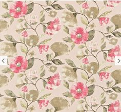 Lisanna Blush Linen from the Impasto Collection at Harlequin