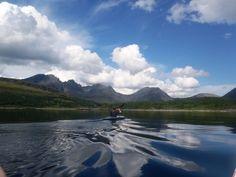 'Blaven Ridge' - E Jones Strath Uk Holidays, Nice People, Scotland Travel, Past, Ireland, Mountains, Future, World, Gallery