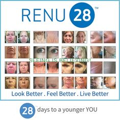RENU U RENU 28 is the world's first and only redox signaling skin care line. RENU 28 enhances skin health at the cellular level, supporting younger, more vibrant-looking skin. Isn't it time you did something for your skin that's going to work? Something that will start way down in the cells, supporting the natural processes your body already has in place? Give your skin what it deserves. Try RENU 28 today. www.newhealth4u.net