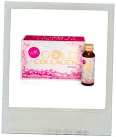 Pure Gold Collagen is a collagen shot drink that directly targets the maintenance of youthful skin from within
