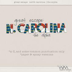 Great Escape - North Carolina - Alpha