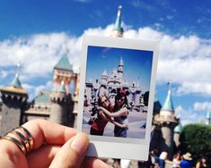 Polaroids at Disneyland :) Photo Polaroid, Polaroid Pictures, Polaroid Ideas, Polaroid Camera, Disney Dream, Disney Love, Disney Magic, Disney Trips, Disney Parks