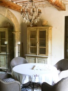 * Chic Provence *: Chic Provence Design Tour: Where We Stayed in Isle-sur-la-Sorgue!
