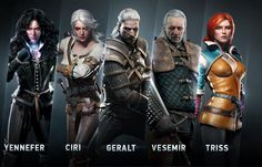 The Witcher 3 Geralt of Rivia Cosplay